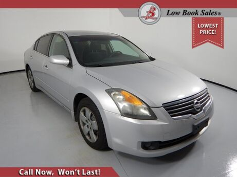 2008_Nissan_ALTIMA__ Salt Lake City UT