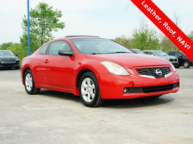 2008 Nissan Altima 2.5 S Cranberry Twp PA