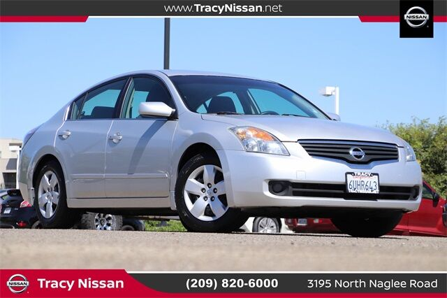 2008 Nissan Altima 2.5 S Tracy CA
