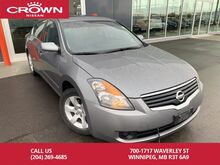 2008_Nissan_Altima_2.5 SL *Leather/Heated Seats/Sunroof*_ Winnipeg MB