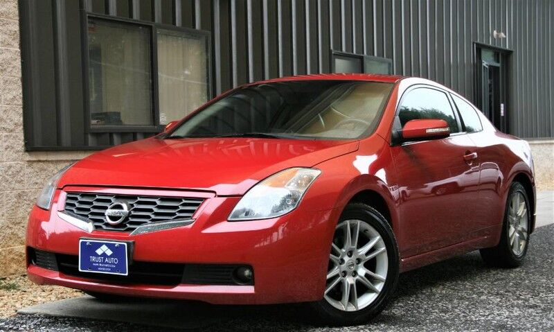 2008 Nissan Altima 3.5 SE Coupe Sykesville MD