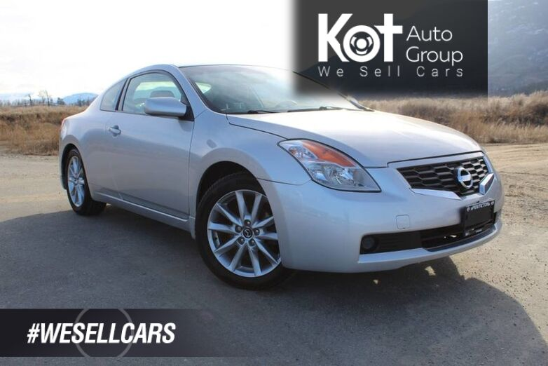 2008 Nissan Altima S, Great Condition, Manual Transmission Penticton BC