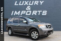 2008_Nissan_Armada_SE_ Leavenworth KS