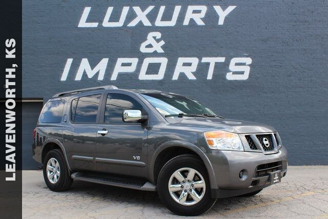 2008 Nissan Armada SE Leavenworth KS