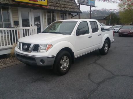 2008 Nissan Frontier SE Crew Cab 4WD Pocatello and Blackfoot ID