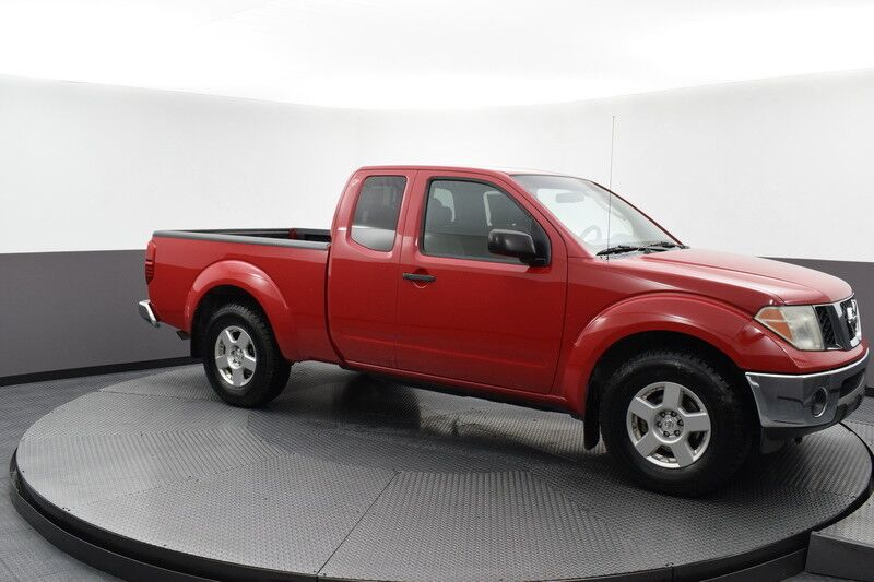2008 Nissan Frontier SE RWD