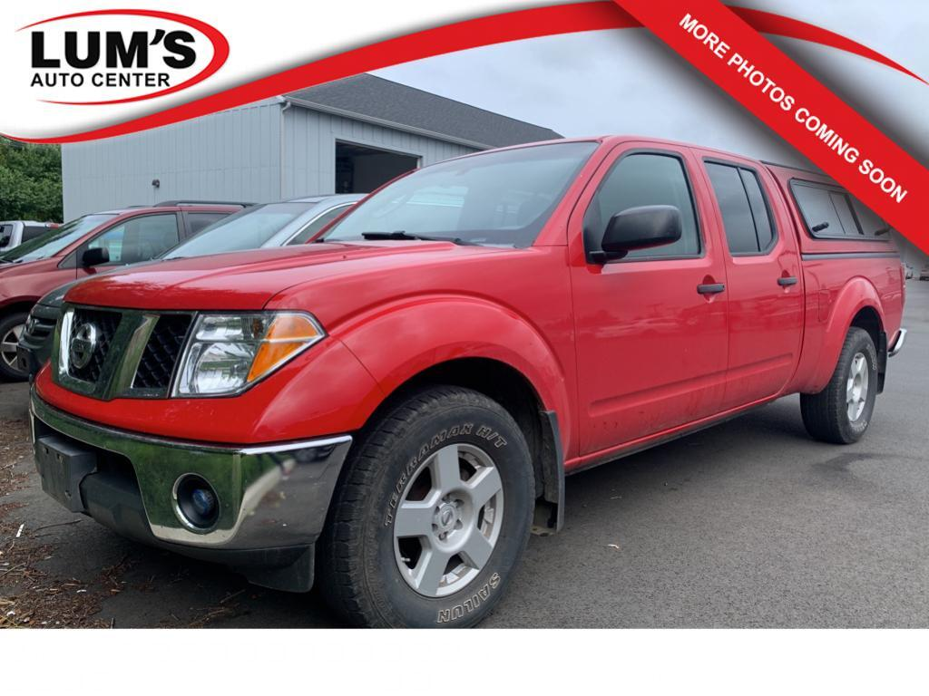 2008 Nissan Frontier SE Warrenton OR