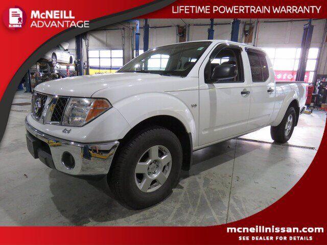 2008 Nissan Frontier SE Wilkesboro NC