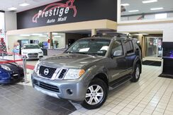 2008_Nissan_Pathfinder_LE_ Cuyahoga Falls OH