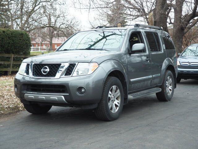 2008 Nissan Pathfinder S 4WD Indianapolis IN