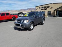 2008_Nissan_Pathfinder_S_ North Logan UT