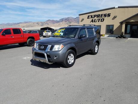 2008 Nissan Pathfinder S North Logan UT