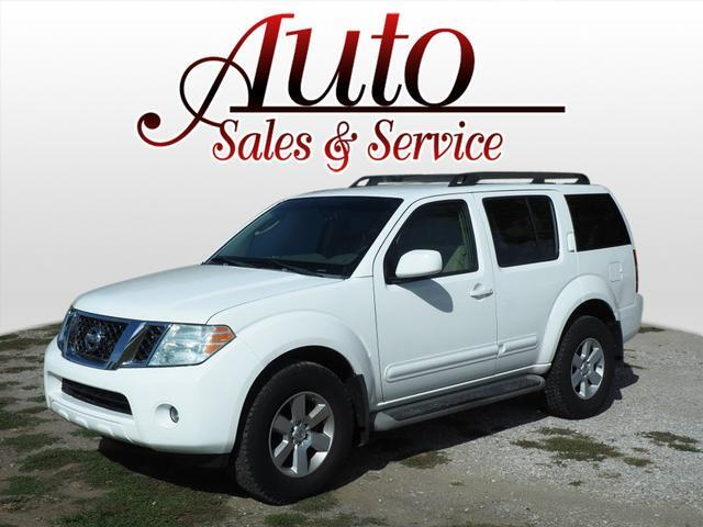 2008 Nissan Pathfinder SE Indianapolis IN