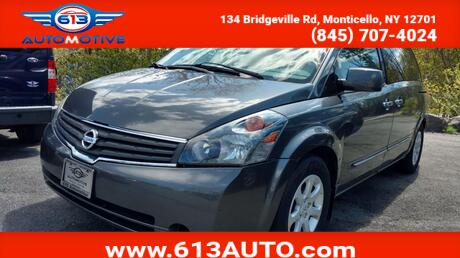 2008 Nissan Quest 3.5 S Ulster County NY