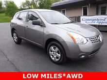 2008_Nissan_Rogue_S_ Manchester MD