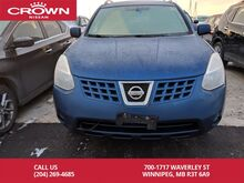 2008_Nissan_Rogue_SL AWD **Accident Free/One Owner/Local**_ Winnipeg MB