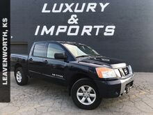 2008_Nissan_Titan_SE_ Leavenworth KS