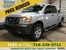2008_Nissan_Titan_XE 4WD Crew Cab w/Low Miles_ Buffalo NY