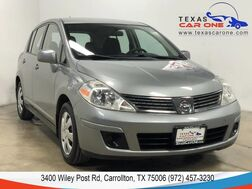 2008_Nissan_Versa_1.8 S AUTOMATIC CRUISE CONTROL STEERING WHEEL CONTROLS_ Carrollton TX