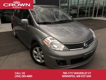 2008_Nissan_Versa_SL Hatchback *Winter Tires/Remote Starter*_ Winnipeg MB
