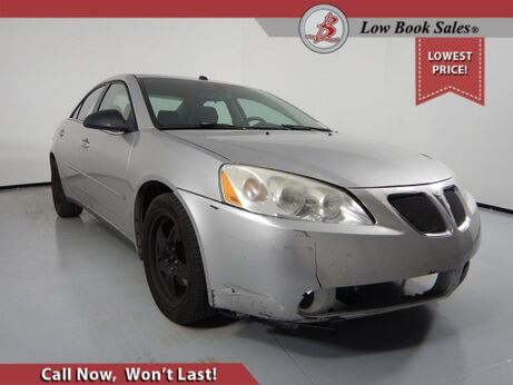 2008_Pontiac_G6__ Salt Lake City UT