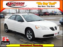 2008_Pontiac_G6_Base_ Clearwater MN