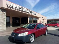 2008_Pontiac_G6_Sedan_ Colorado Springs CO