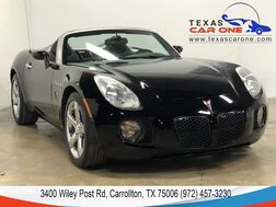 2008_Pontiac_Solstice_GXP AUTOMATIC PREMIUM PKG LEATHER SEATS SATELLITE RADIO PREMIUM_ Carrollton TX