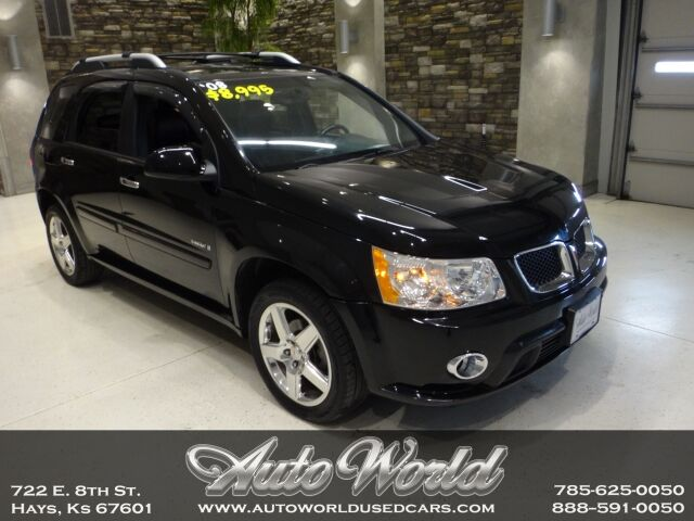 2008 Pontiac TORRENT GXP AWD  Hays KS