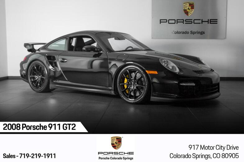 2008 Porsche 911 911 GT2 Colorado Springs CO
