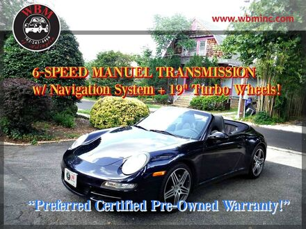 2008_Porsche_911_Carrera 4 Cabriolet_ Arlington VA
