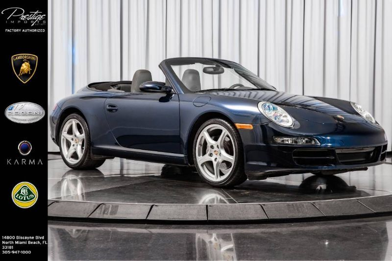 2008 Porsche 911 Carrera North Miami Beach FL