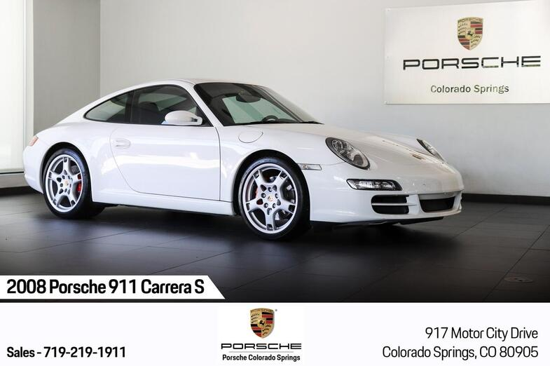2008 Porsche 911 Carrera S Colorado Springs CO