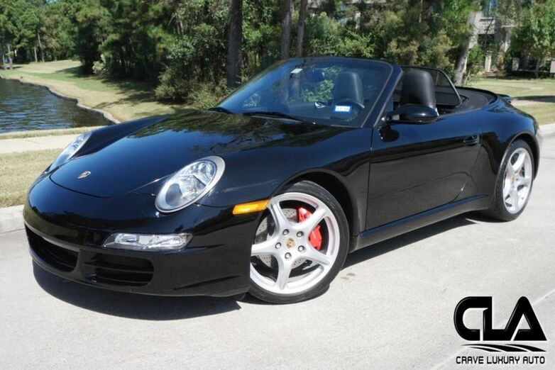 2008 Porsche 911 Carrera S The Woodlands TX
