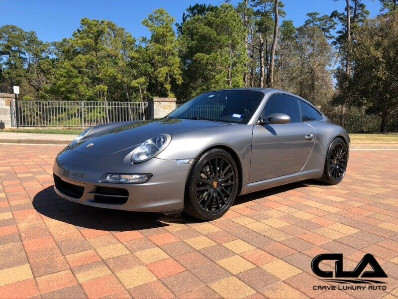 2008 Porsche 911 Carrera The Woodlands TX
