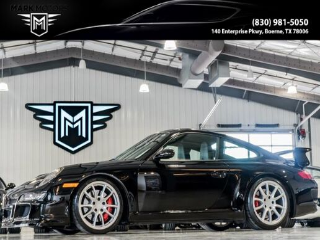 2008 Porsche 911 GT3 Boerne TX