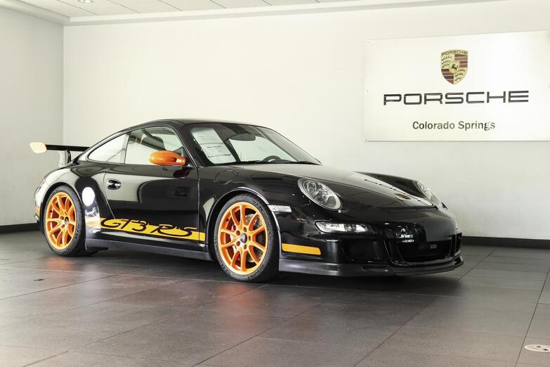 2008 Porsche 911 GT3 RS Colorado Springs CO