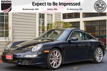 2008_Porsche_911_Targa 4S_ Boxborough MA