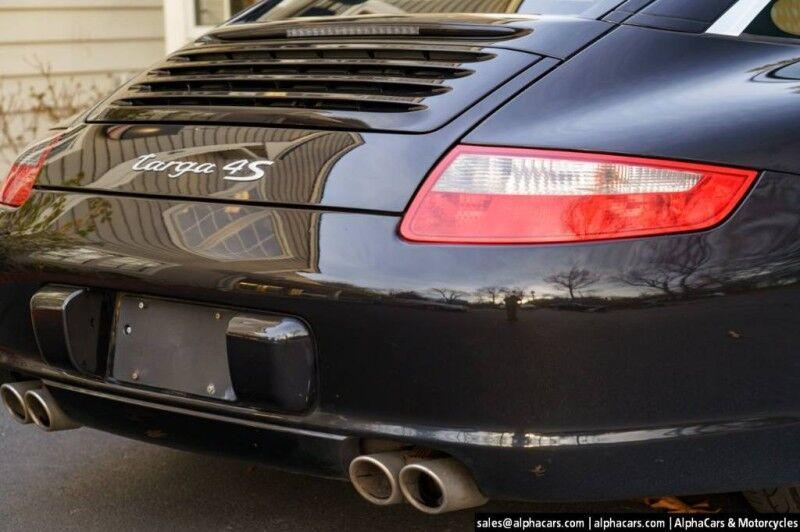 2008 Porsche 911 Targa 4S Boxborough MA