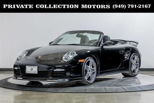 2008 Porsche 911 Turbo $150,250 MSRP Costa Mesa CA