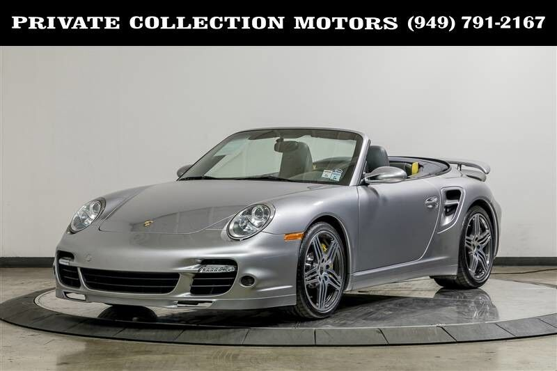 2008_Porsche_911_Turbo $158,950 MSRP Carbon Ceramic_ Costa Mesa CA