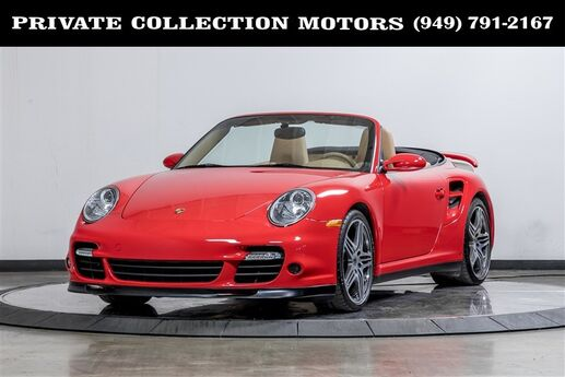 2008 Porsche 911 Turbo Costa Mesa CA