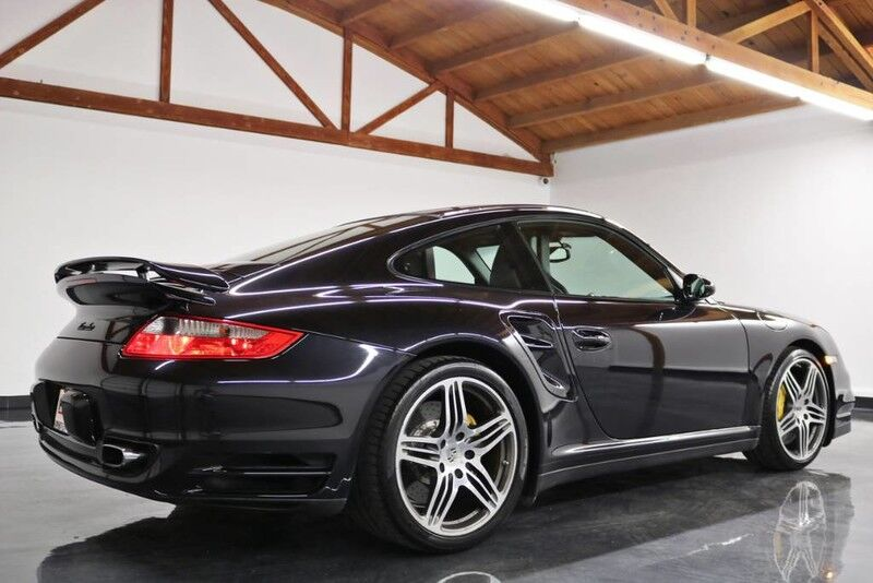 Used 2008 Porsche 911 Turbo Coupe Manual Transmission In