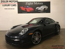 2008_Porsche_911_Turbo Coupe Low miles, Clean Carfax , Sport Chrono Plus_ Addison TX