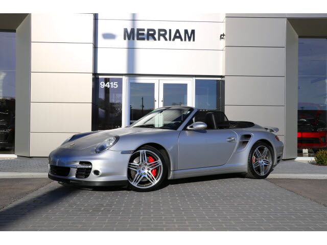 2008 Porsche 911 Turbo Merriam KS
