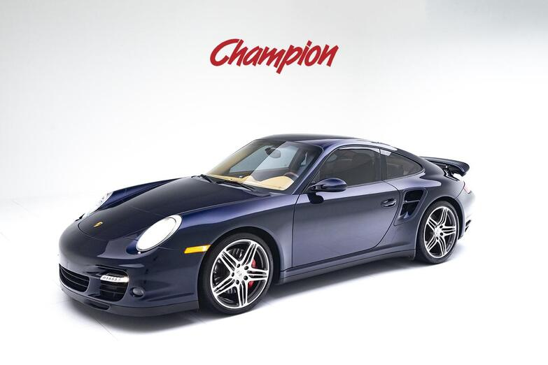 2008 Porsche 911 Turbo Pompano Beach FL