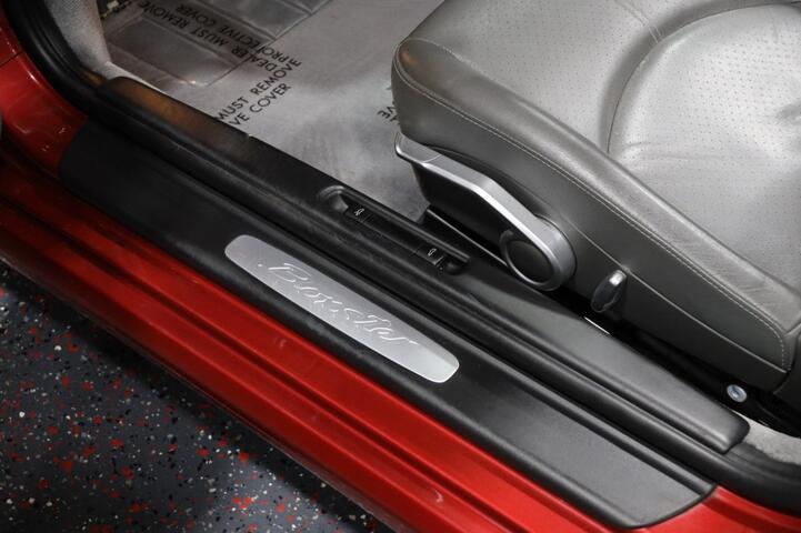 2008 Porsche Boxster 5-Speed Manual 2dr Convertible Chicago IL