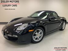 2008_Porsche_Boxster Low miles_Triple Black Manual Transmission Clean Carfax Garage Kept Nice!_ Addison TX