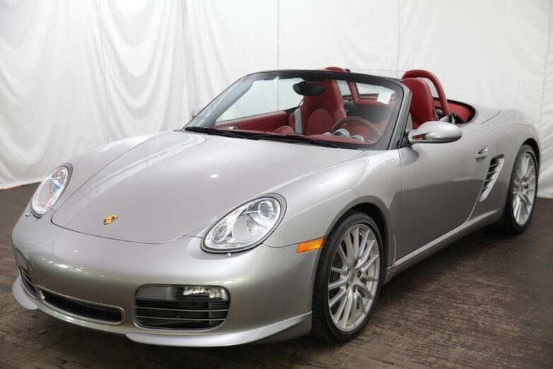 2008 Porsche Boxster RS 60 Spyder Pittsburgh PA