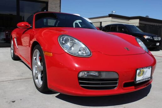 2008 Porsche Boxster S, ORIGINAL STICKER $63,645, SHOWROOM CONDITION! Houston TX